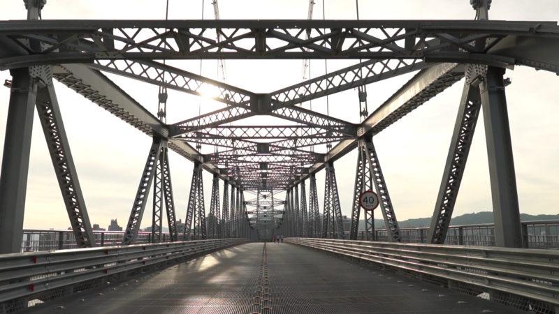 Filme será lançado no aniversário de 95 anos da Ponte Hercílio Luz – Foto: Divulgação/ContextoFilmes/ND