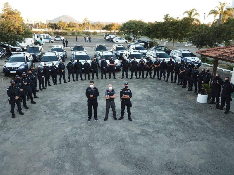 Nova central conta com a atuação de 22 agentes e com a alocação de cinco viaturas fixas- Leonardo Sousa/PMF/Divulgação/ND