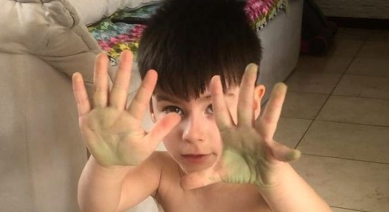 Menino Henry Borel faria cinco anos nesta segunda-feira (3) – Foto: REPRODUÇÃO/INSTAGRAM/LENIEL BOREL