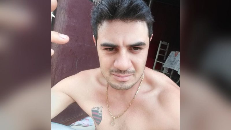 Isael da Silva morreu no local do crime, segundo os bombeiros – Foto: Arquivo pessoal/ND