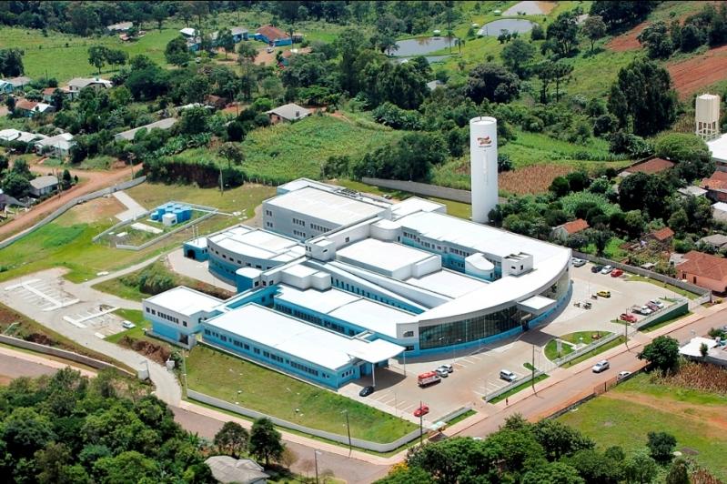 Hospital regional de São Miguel do Oeste realizou o primeiro transplante do ano no último sábado (1º) – Foto: Hospital Terezinha Gaio Basso/Divulgação ND