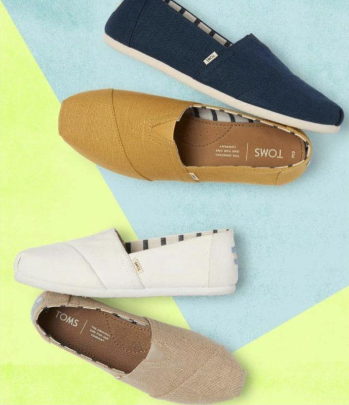TOMS Shoes, o modelo do varejo compre um e doe um.