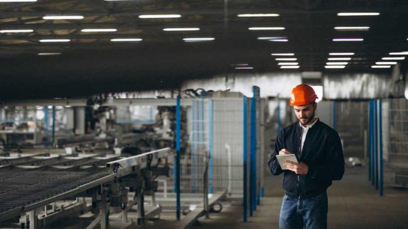 A indústria foi o setor que mais criou empregos formais em 2020 – Foto: Divulgação