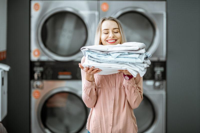 Quem é assinante do Clube NDmais pode ter até 20% de desconto nas lavanderias em Florianópolis parceiras – Foto: iStock/Divulgação