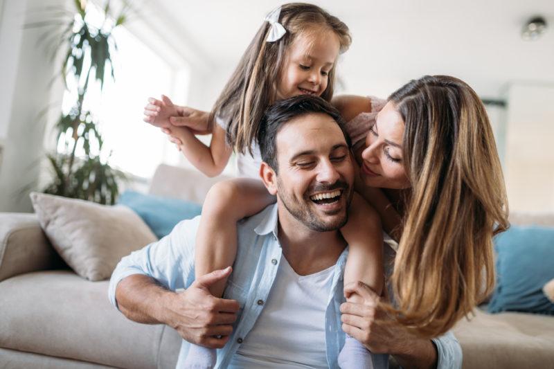 Aumenta a procura por apartamentos amplos, pois todos estão passando mais tempo em casa – Foto: Divulgação