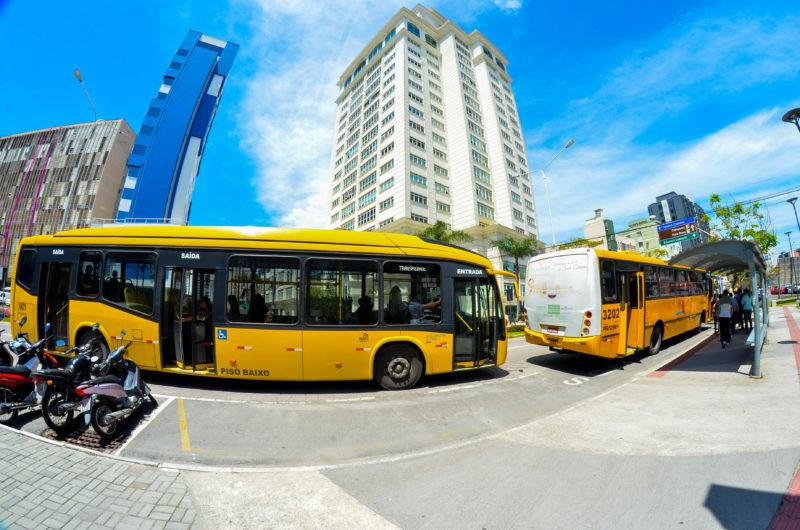 Após questionamentos, TCE suspende licitação do transporte público de Itajaí – Foto: Marcos Porto/Arquivo Secom/Divulgação
