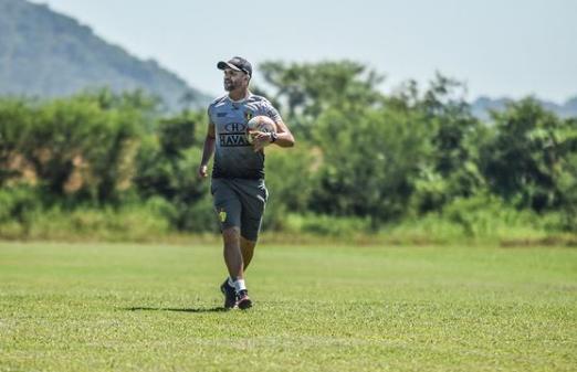 Técnico do Brusque, Jerson Testoni, comenta expectativa para semifinal do Campeonato Catarinense – Foto: Reprodução/Instagram