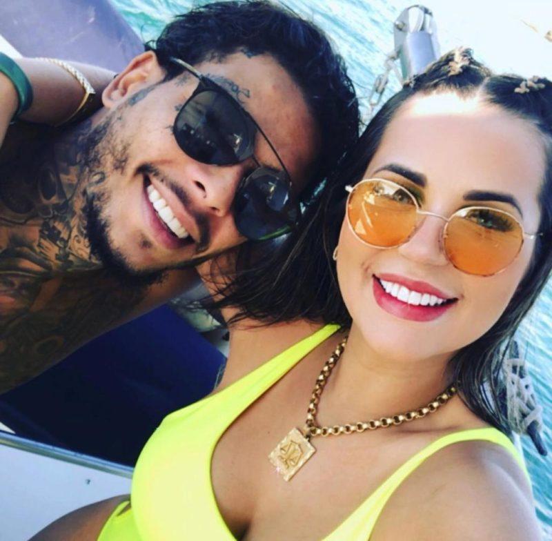 MC Kevin e Deolane Bezerra se casaram em abril deste ano – Foto: Instagram/Reprodução/ND