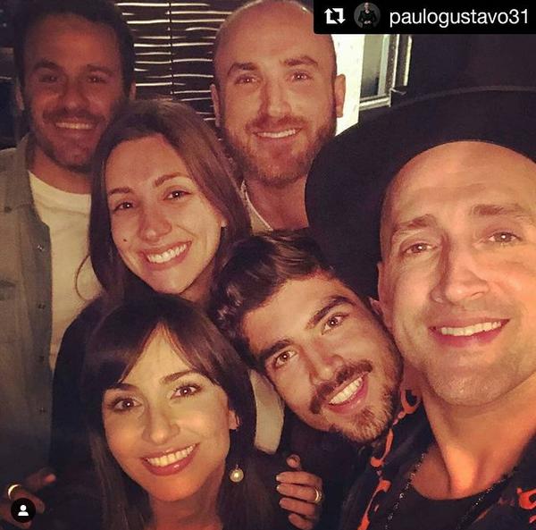 Paulo Gustavo no Teatro do CIC – Foto: Reprodução/Instagram