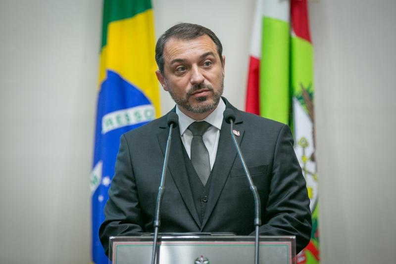 Governador Carlos Moisés fará visita ao Norte de SC nesta sexta – Foto: Arquivo/Agência Alesc/Divulgação/ND