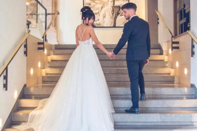 Mulher finge casamento para se vingar do ex-namorado na Alemanha – Foto: Reprodução/Instagram