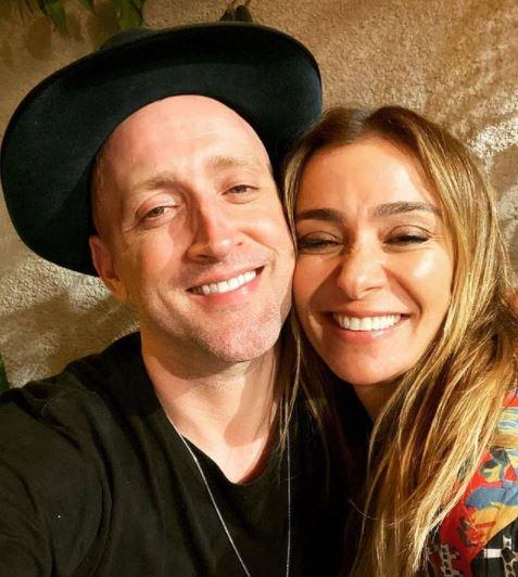 Paulo Gustavo e Mônica Martelli, – Foto: Instagram/Reprodução/ND