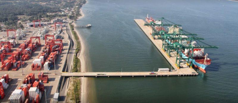 Porto de Itapoá é considerado o mais importante de SC