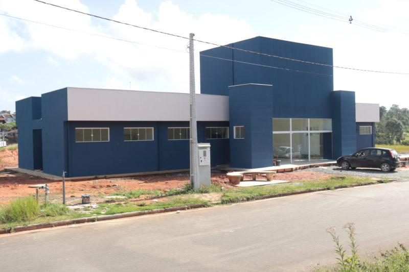 Posto de Saúde Egon – Foto: Prefeitura Municipal de Araquari