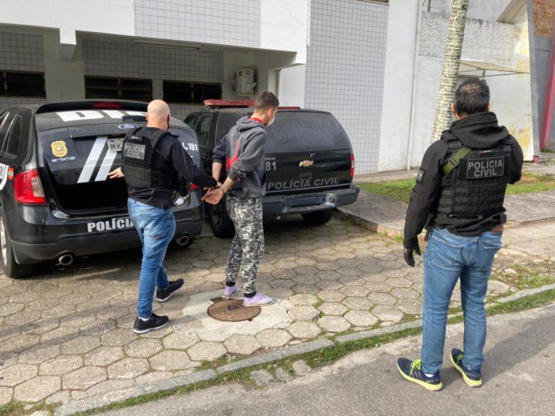 Responsáveis foram presos na manhã desta sexta-feira (14)