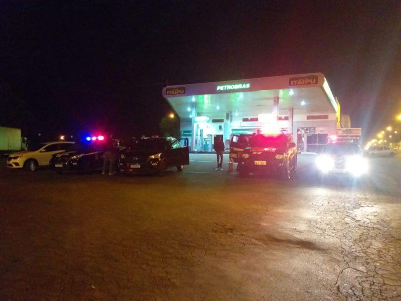 Polícia Civil cumpriu mandado de busca e apreensão na cidade de Nova Erechim – Foto: Polícia Civil/Divulgação/ND