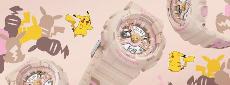 Por R$ 1.299, Casio traz para o Brasil o relógio do Pikachu - Divulgação/Casio