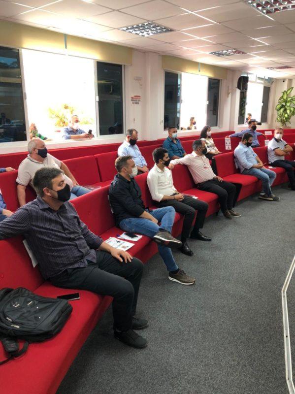 Encontro teve a participação de representantes de diversas entidades do município – Foto: Divulgação/Câmara Municipal de São José
