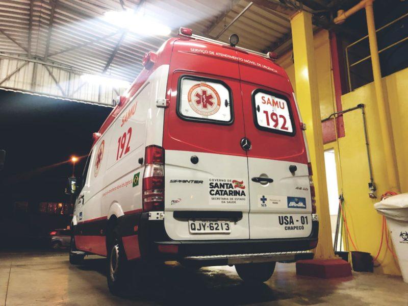 Sindicato dos trabalhadores na saúde atribui agilidade no conserto do veículo à repercussão que o caso teve na imprensa. – Foto: Divulgação
