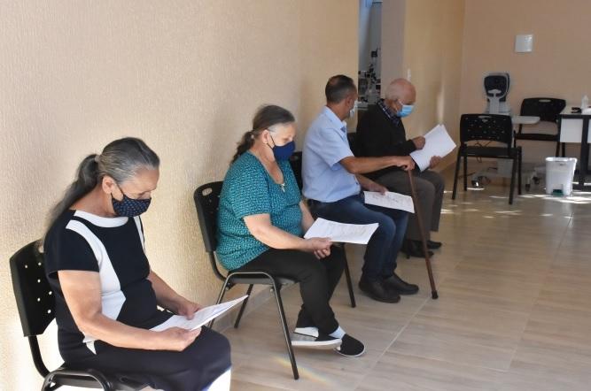 Serão realizadas 364 cirurgias de catarata. – Foto: Prefeitura de São Lourenço do Oeste/Divulgação/ND