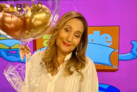 Sonia Abrão revelou já ter avistado um disco voador com a mãe – Foto: Reprodução/Instagram
