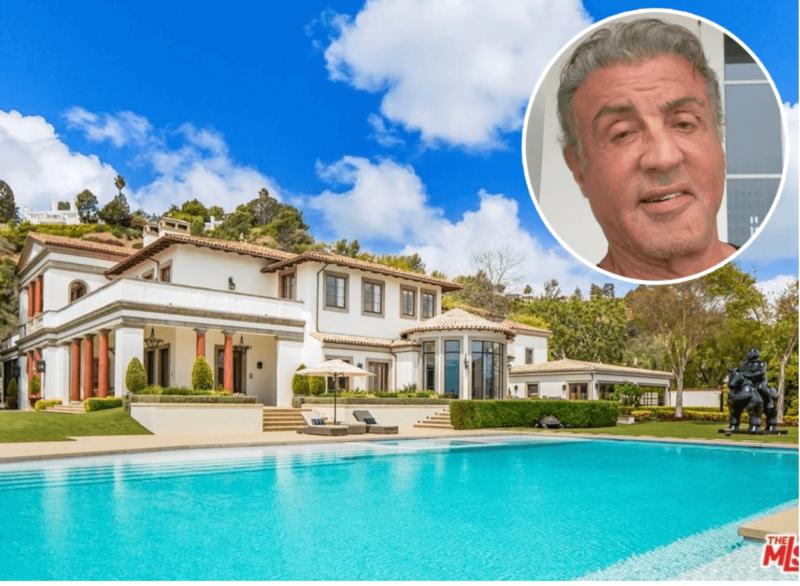 Sylvester Stallone vende mansão em Beverly Hills. Vai? – Foto: Reprodução Instagram