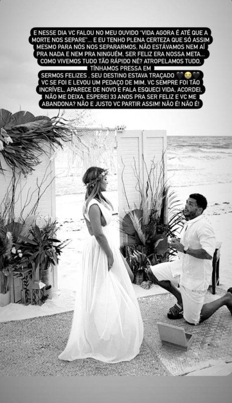 Postagens no Instagram de Deolane Bezerra – Foto: Reprodução/Instagram/ND