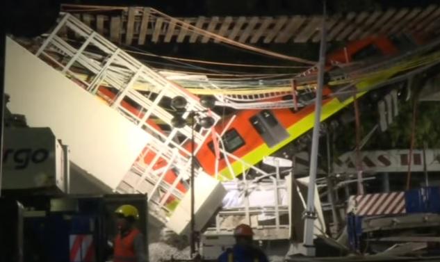 Equipes de resgate ainda buscam outros sobreviventes – Foto: Reprodução/ Youtube