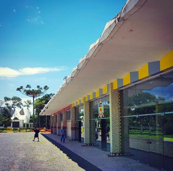 UFSC anunciou retorno gradual e parcial das atividades presenciais – Foto: Divulgação/ND