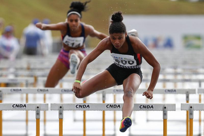 Micaela Mello buscam vaga olímpica em Guayaquil, no Equador – Foto: Wagner Carmo/CBAt/divulgação