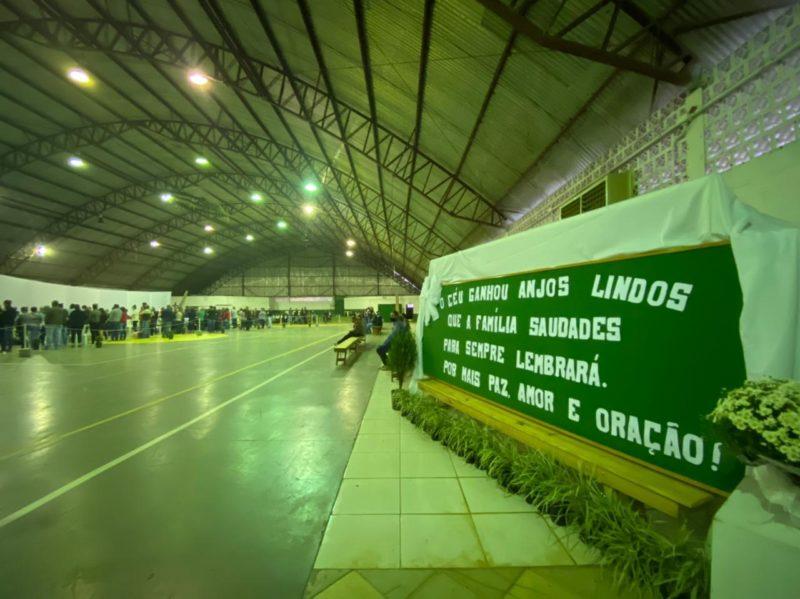 Celebração e últimas homenagens as vítimas acontece às 9h desta quarta-feira (5) – Foto: Willian Ricardo/ND