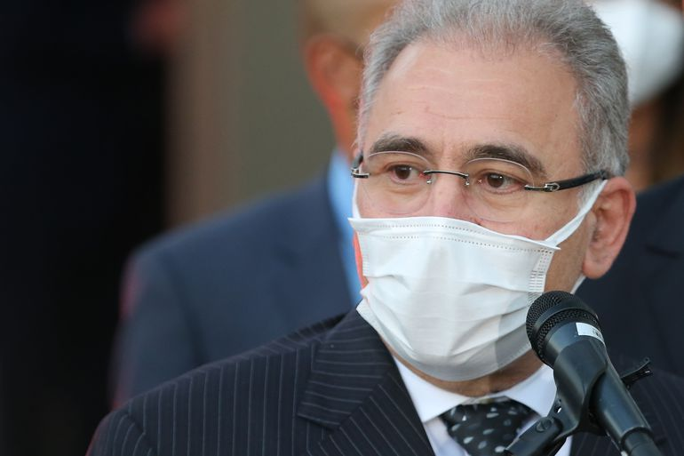 Ministro da Saúde, Marcelo Queiroga; compra do imunizante Covaxin surge como uma espécie de pivô da crise no governo Bolsonaro: Fabio Rodrigues Pozzebom/Agência Brasil/ND