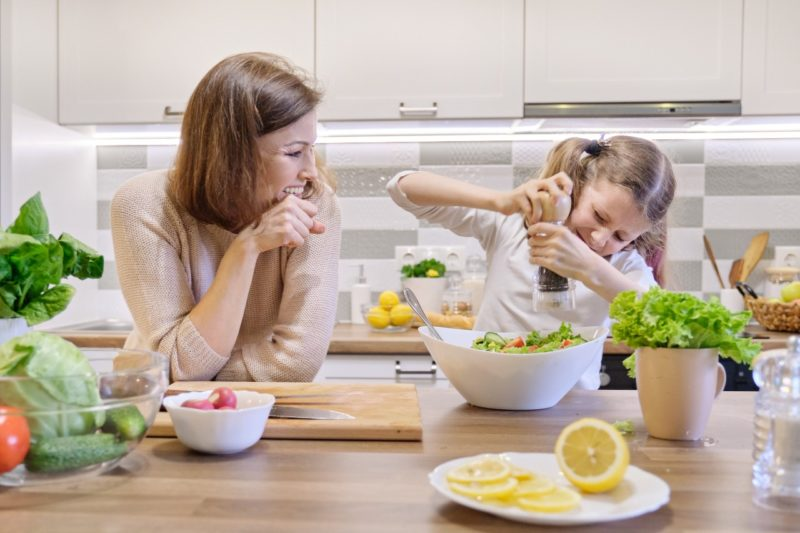 Alimentos naturais como frutas e verduras: pontos positivos para a imunidade – Foto: Divulgação/Cia da Saúde