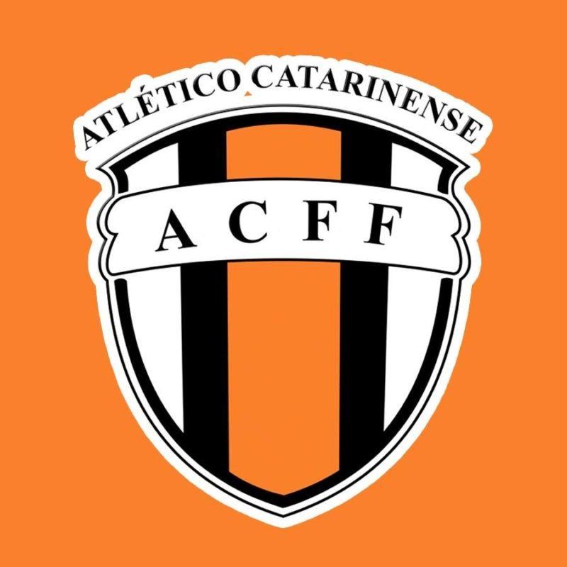 Escudo do Clube Atlético Catarinense, fut 7 feminino – Foto: divulgação/ND