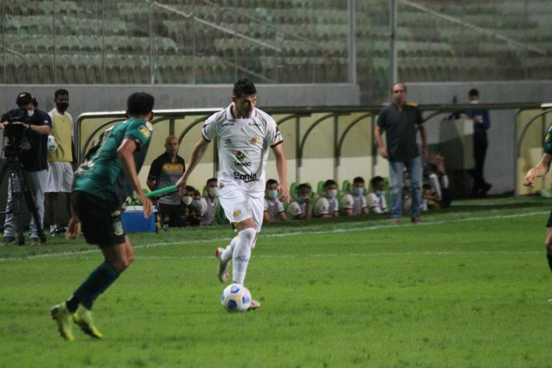 Criciúma empatou sem gols com América-MG e na primeira partida em Belo Horizonte (MG) – Foto: Celso da Luz/CriciúmaEC/ND