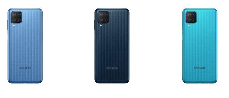 Smartphone Samsung Galaxy M12 chega ao Brasil; veja detalhes - Divulgação / Samsung