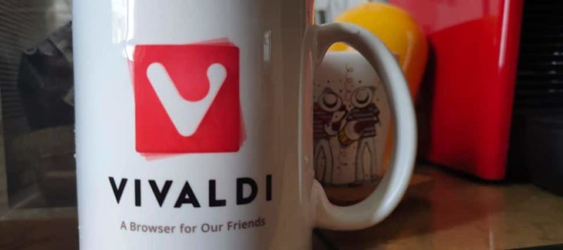 Vivaldi: navegador agora tem calendário, e-mail, leitor de feeds e tradutor - 33Giga / Sérgio Vinícius
