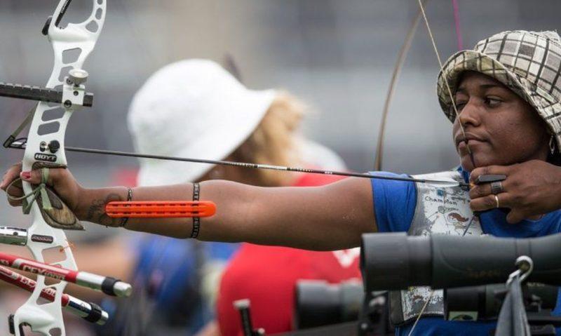 Arqueira também disputou a competição em 2016 – Foto: COB/Divulgação/ND