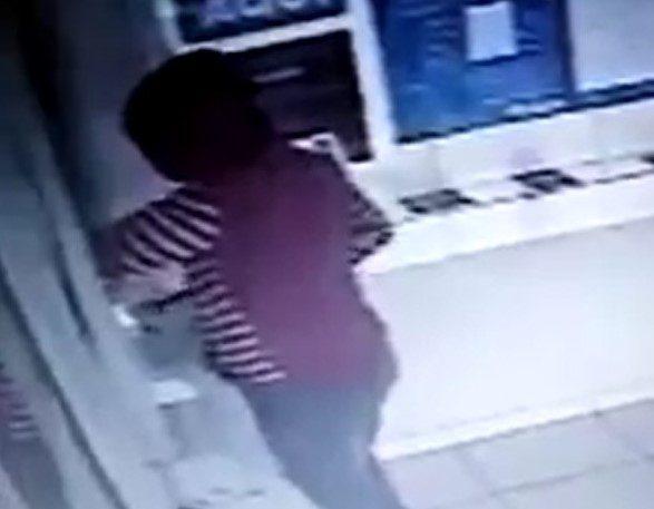 Assaltante armado rouba lotérica, mas acaba preso no Alto Vale – Foto: Reprodução/Redes Sociais