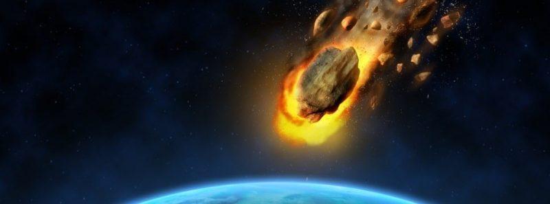 Saiba mais sobre o 2021 KT1, asteroide que passará hoje próximo à Terra - Fundo foto criado por kjpargeter - br.freepik.com