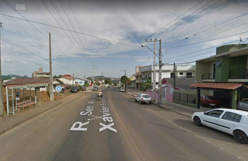 Polícia acaba com festa clandestina envolvendo 150 pessoas em um bar no bairro Santa Cruz – Foto: Google Street View/Divulgação/ND