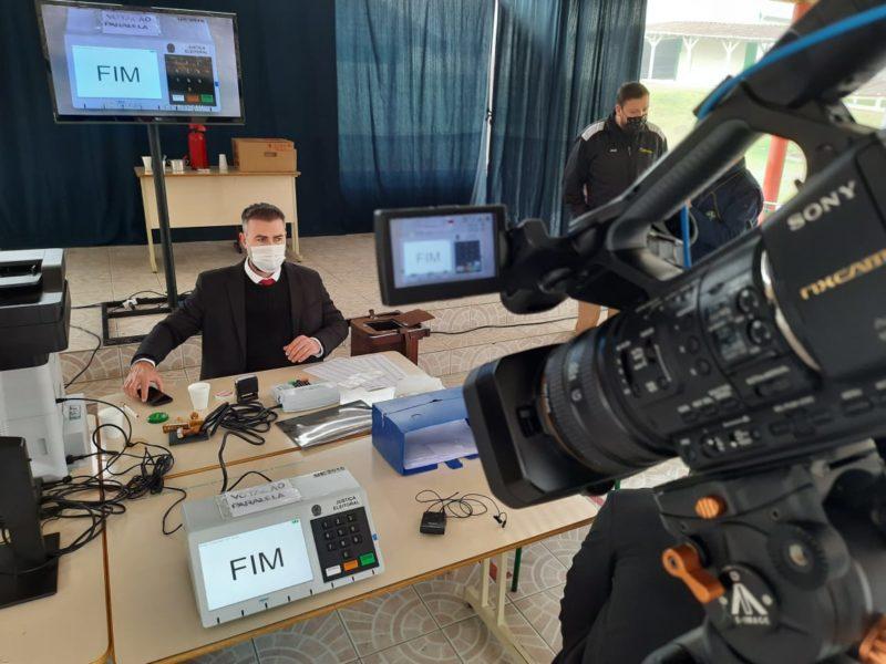 Auditoria pode ser acompanhada e também é transmitida ao vivo – Foto: João Victor Góes/ND