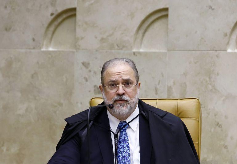 Procurador-geral da República Augusto Aras – Foto: Rosinei Coutinho/SCO/STF