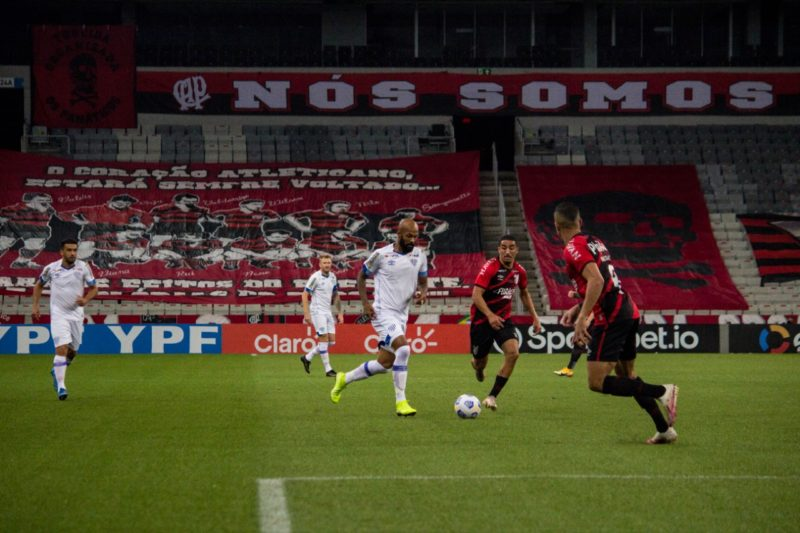 Avaí levou gol no primeiro lance e não conseguiu reverter o placar – Foto: André Palma Ribeiro/Avaí/ND
