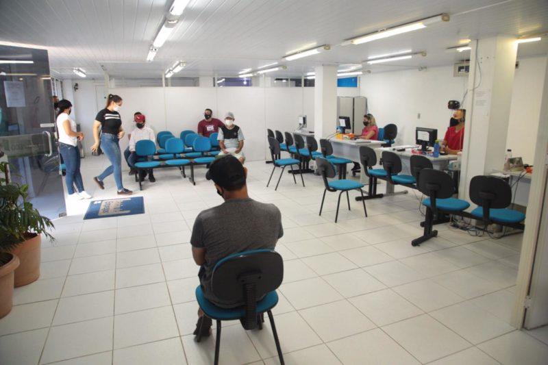 São ofertadas 716 vagas em 501 opções somente em Chapecó – Foto: Prefeitura de Chapecó/Divulgação/ND