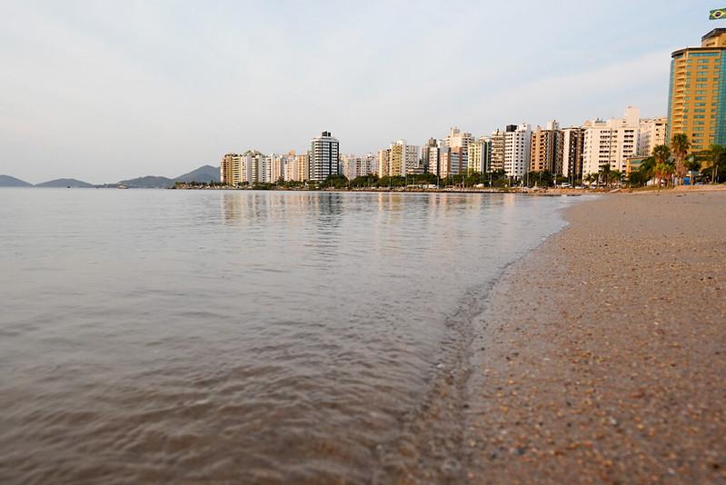 Beira-Mar Norte, em Florianópolis