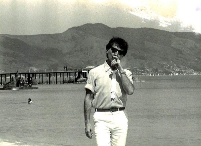 Belchior em Florianópolis