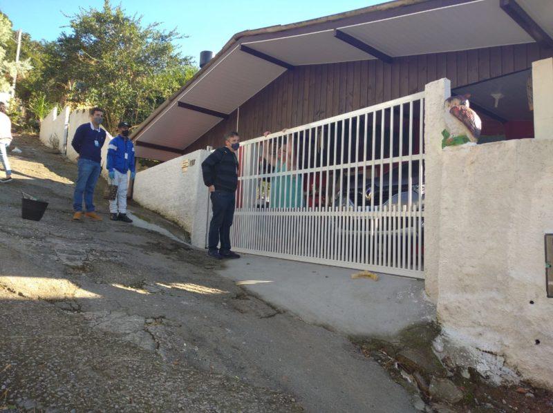 Fiscais relatam certa resistência da população diante da constatação de irregularidades – Foto: Divulgação/ND