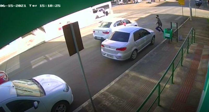 Situação aconteceu na rua mais movimentada de Santa Cecília – Foto: Divulgação/ND