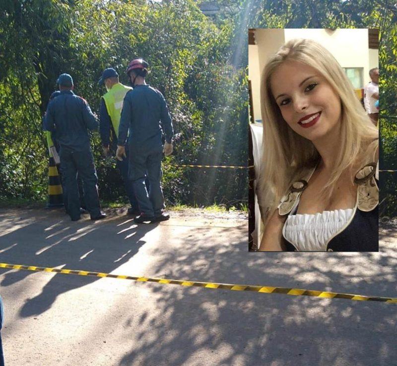 Jovem morreu na tarde de terça-feira (22) após bater em árvores em saída de pista – Foto: Portal Magronada/Divulgação/ND